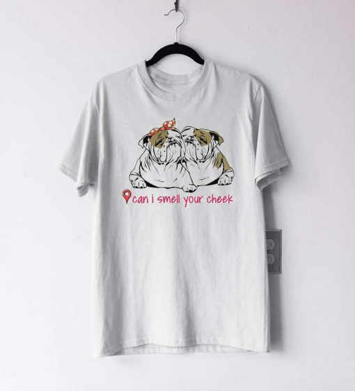 Cute Bulldog T Shirt