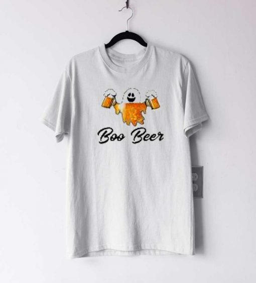 Ghost Boo Bees Halloween T Shirt