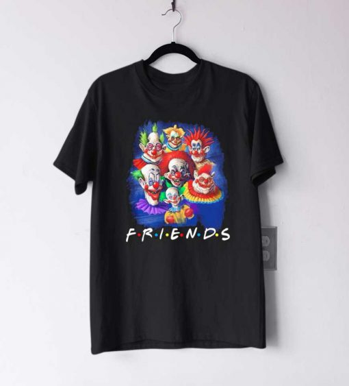 It Peniswise Characters Friends Halloween T Shirt