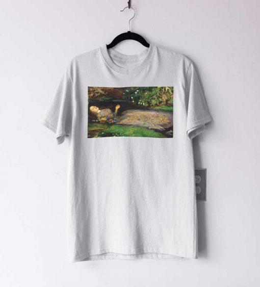 John Everett Millais Painting T Shirt