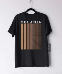 Melanin Shades Black T Shirt