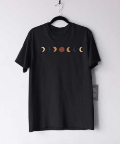 Moon Phasing T Shirt