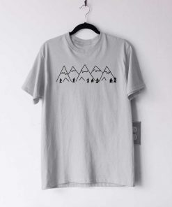 Mountains T Shirt
