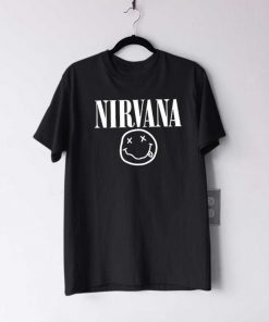 Nirvana Band T Shirt