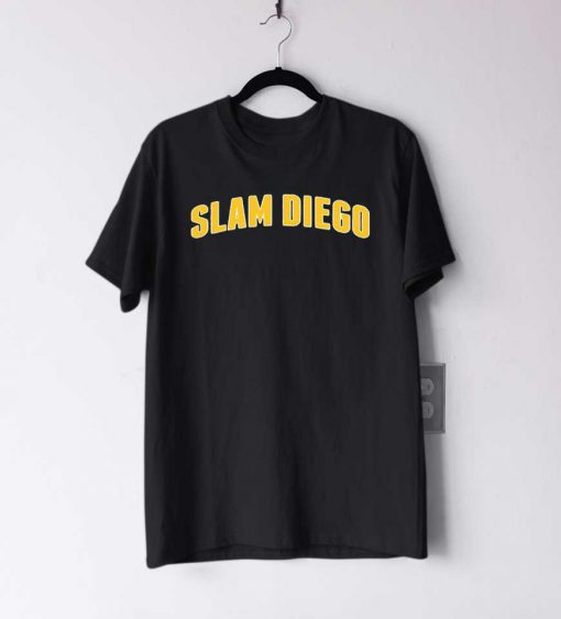 OFFICIAL SLAM DIEGO T Shirt