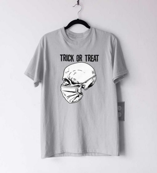 Social Distance Trick or Treat T Shirt