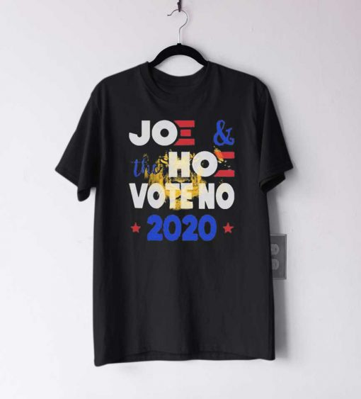 Tigers Joe and the Hoe vote no 2020 T Shirt