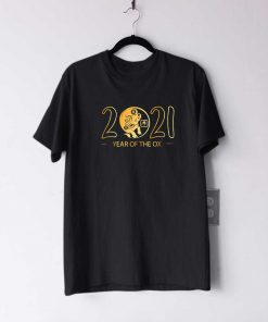 2021 Year Of The Ox T Shirt