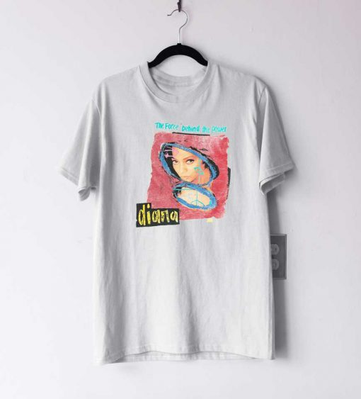 Behind The Power Diana T Shirt