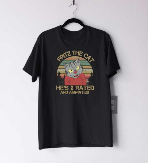 Fritz The Cat T Shirt