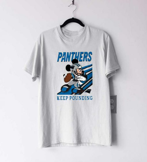 Keep Pounding Mickey T Shirt