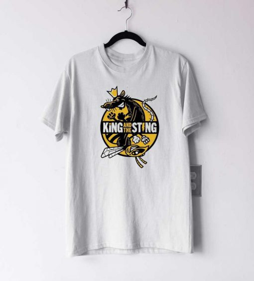 King And The Sting Graphic T Shirt