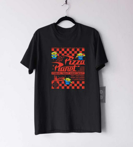 Toy Story Pizza Planet T Shirt