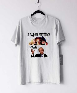 Hocus Pocus I smell children same Joe Biden T Shirt