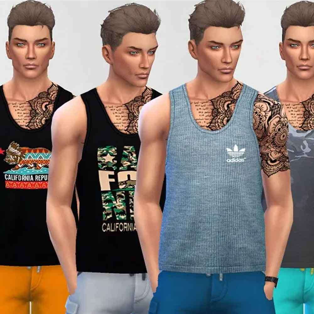 tank top collection